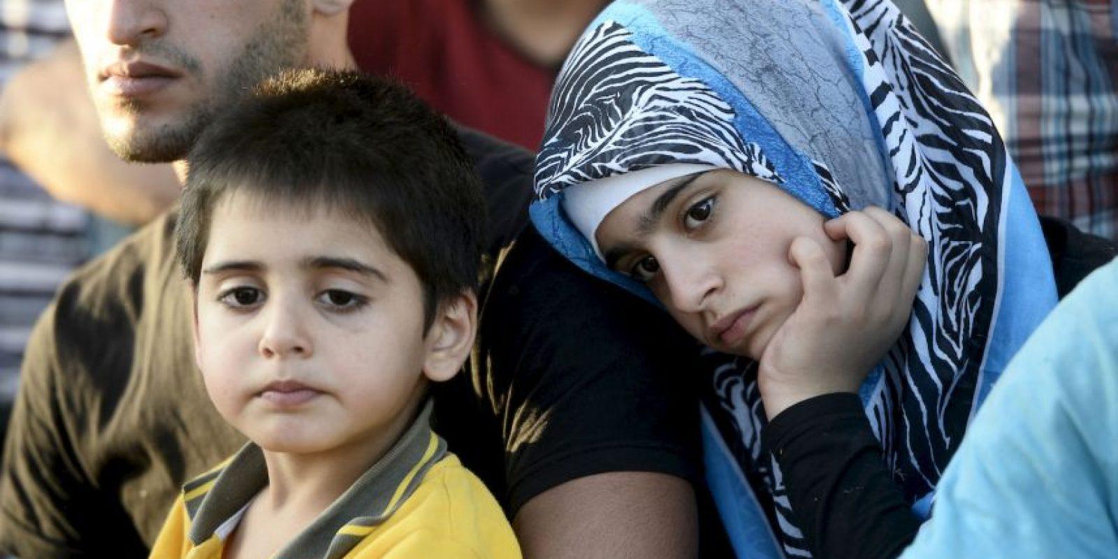 """Según el portal Infobae, esta comenzó por """"la feroz represión del presidente Bashar al Assad y, más recientemente, por la violencia sin límites de Estado Islámico"""". Foto:Getty Images"""