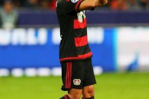"14. Javier ""Chicharito"" Hernández (Fútbol) Foto:Getty Images"