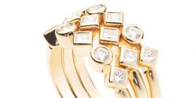 Amadora ring $6500 / dannijo.com Foto:vía Dannijo