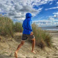 """El """"runner"""" es un apasionado de correr y además, se fija metas a corto y mediano plazo para cumplirlas y seguir aumentando sus expectativas. Foto:Vía instagram.com/explore/tags/running"""
