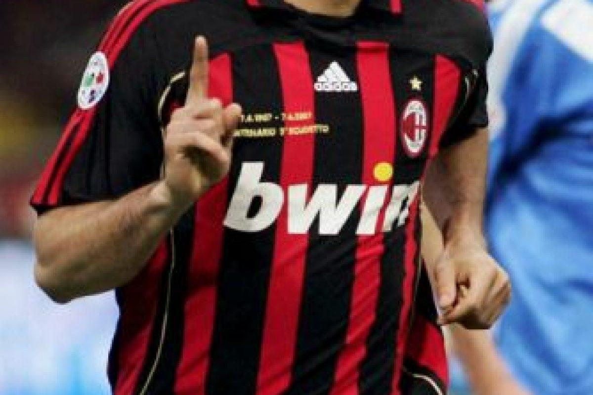"""Del club merengue volvió a Italia para militar en el AC Milán, acérrimo enemigo del """"Inter"""". Foto:Getty Images"""