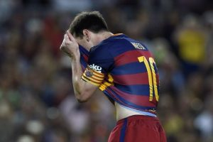 Los penaltis no han sido los mejores amigos del argentino. Foto:AFP