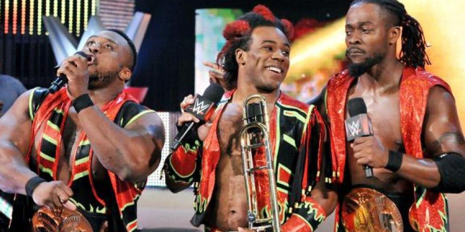 The New Day siguen siendo los Campeones en Pareja Foto:WWE