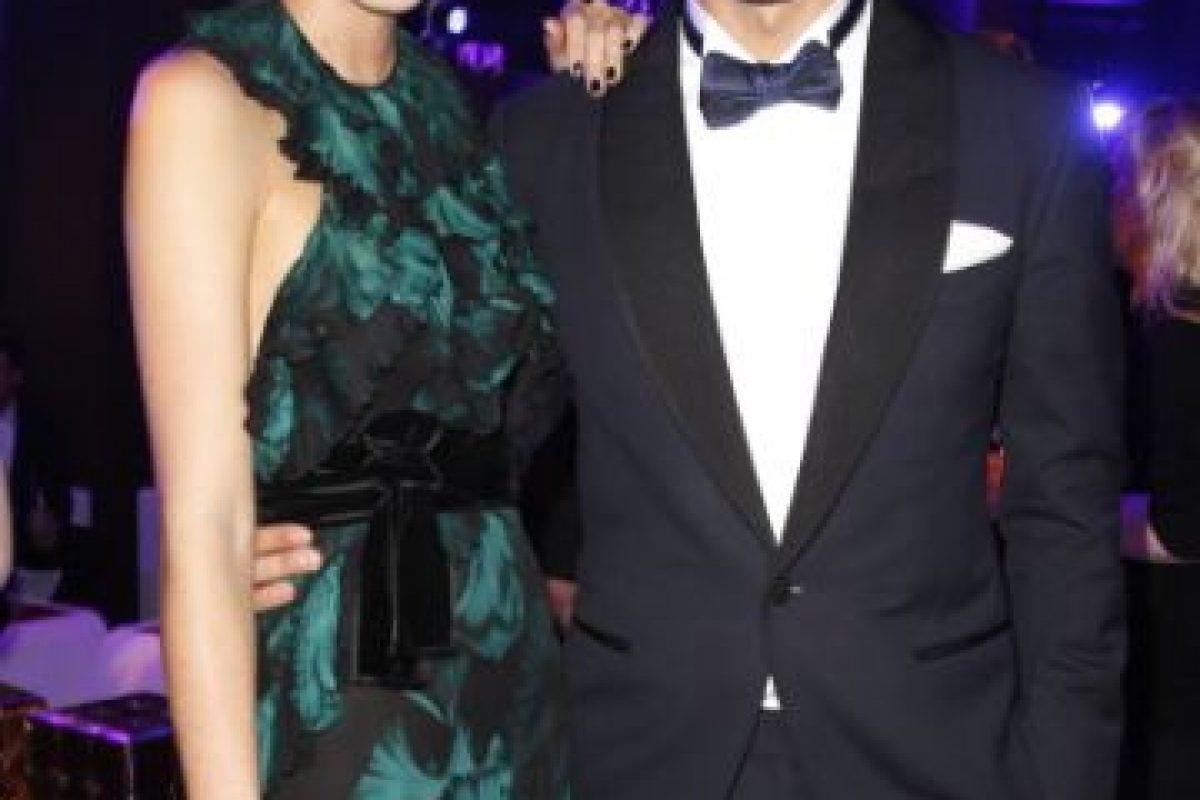 En julio de este año, Sami Khedira anunció mediante un comunicado que su relación con la modelo alemana Lena Gercke había finalizado, y la prensa europea señaló los compromisos profesionales de ambos como el motivo de la ruptura. Foto:Getty Images