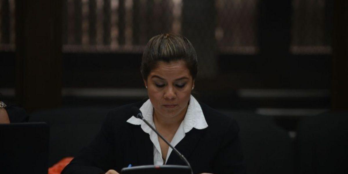 EN VIVO. Claudia Méndez responde preguntas del Ministerio Público sobre Caso La Línea