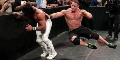 Luego de 16 minutos de combate Foto:WWE
