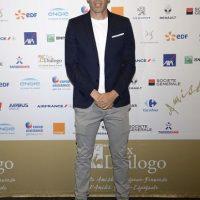 Actualmente es entrenador del Real Madrid Castilla y tiene 43 años. Foto:Getty Images