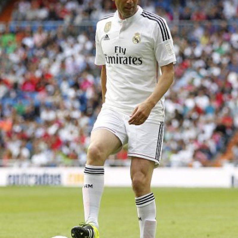 El francés se retiró en 2006. Foto:Getty Images