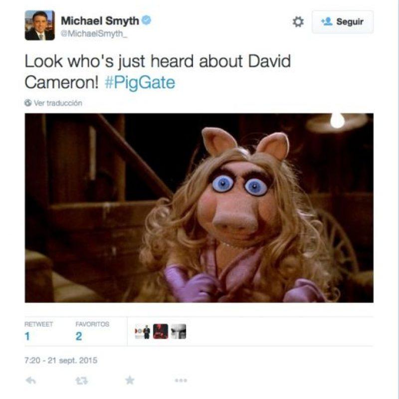 Los memes y burlas en redes sociales no se han hecho esperar Foto:Twitter.com