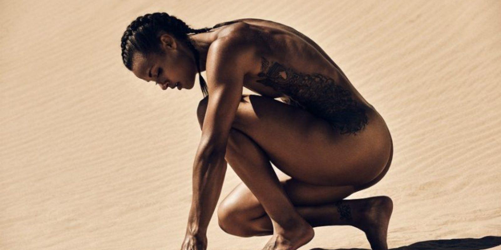 Atleta estadounidense especializada en heptatlón Foto:ESPN