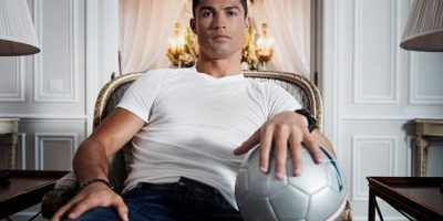 VIDEO. Subastan a Ronaldo por una noble causa