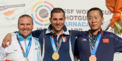 Enrique Brol tendrá la opción de disputar otra medalla a nivel mundial en este evento. Foto:Publinews