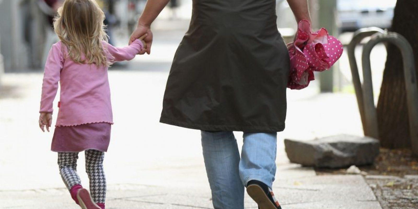 4. Mantenga el conflicto con su expareja lo más alejado de sus hijos- Es importante que no hablen mal de la otra parte frente a los menores. Foto:Getty Images