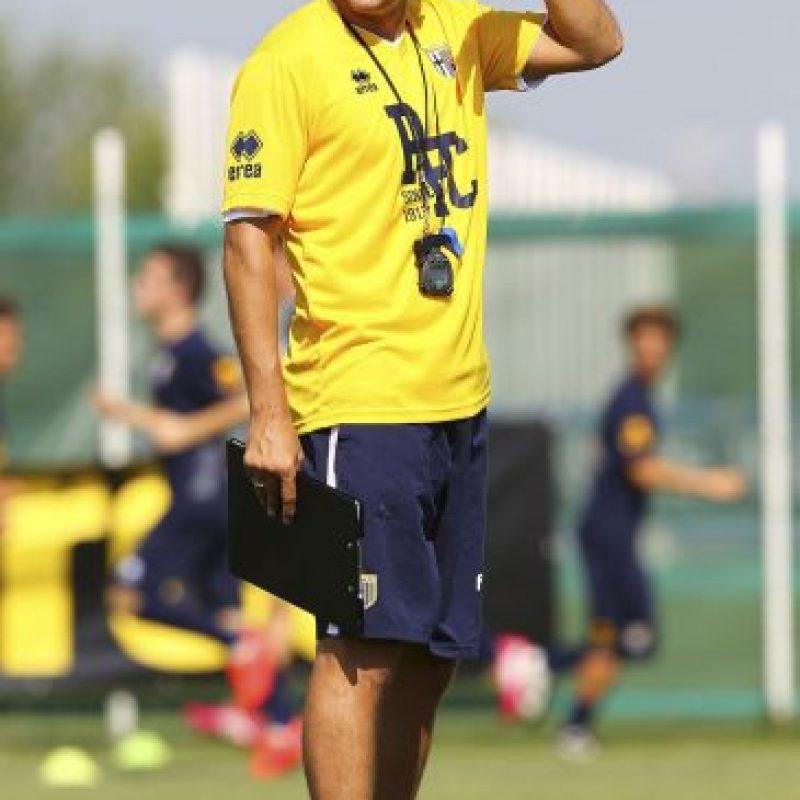 El goleador argentino se retiró del fútbol en 2012. Foto:Getty Images