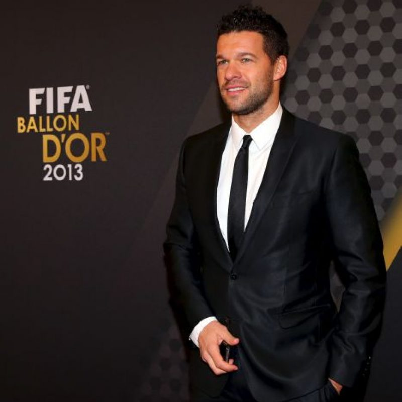 12. Michael Ballack Foto: Getty Images