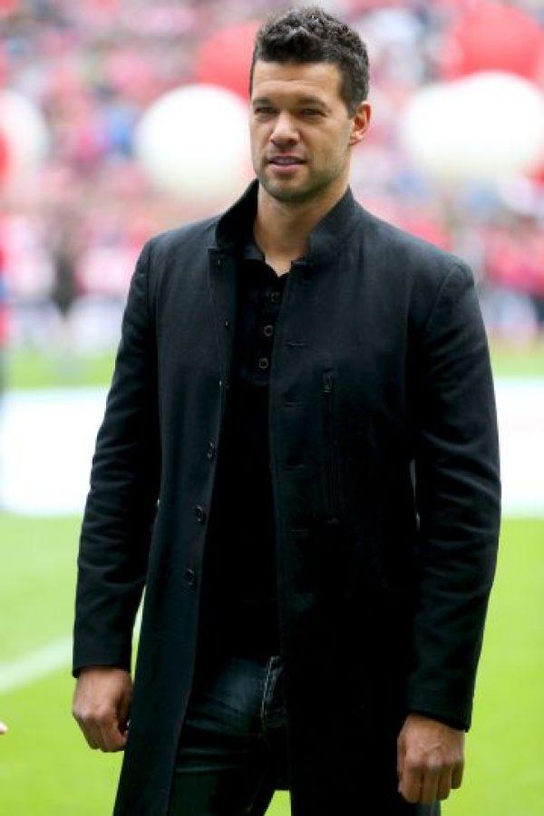 El excapitán de Alemania se retiró en 2013 jugando para el Bayer Leverkusen. Foto:Getty Images