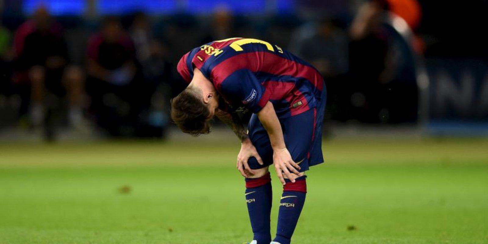 3. Liga 2008-2009. Jornada 30: Barcelona 2-0 Recreativo. Foto:Getty Images
