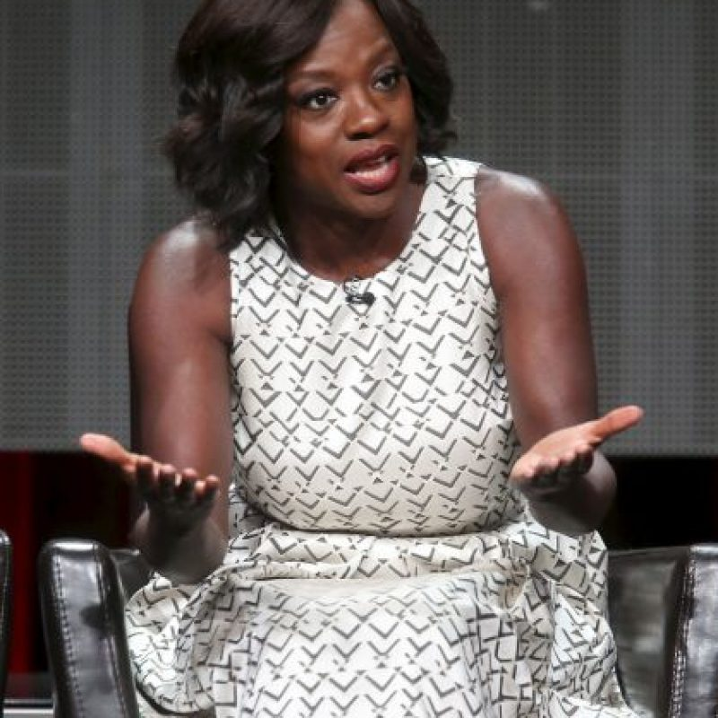 "Viola Davis por ""How to get away with murder"" Foto: Getty Images"