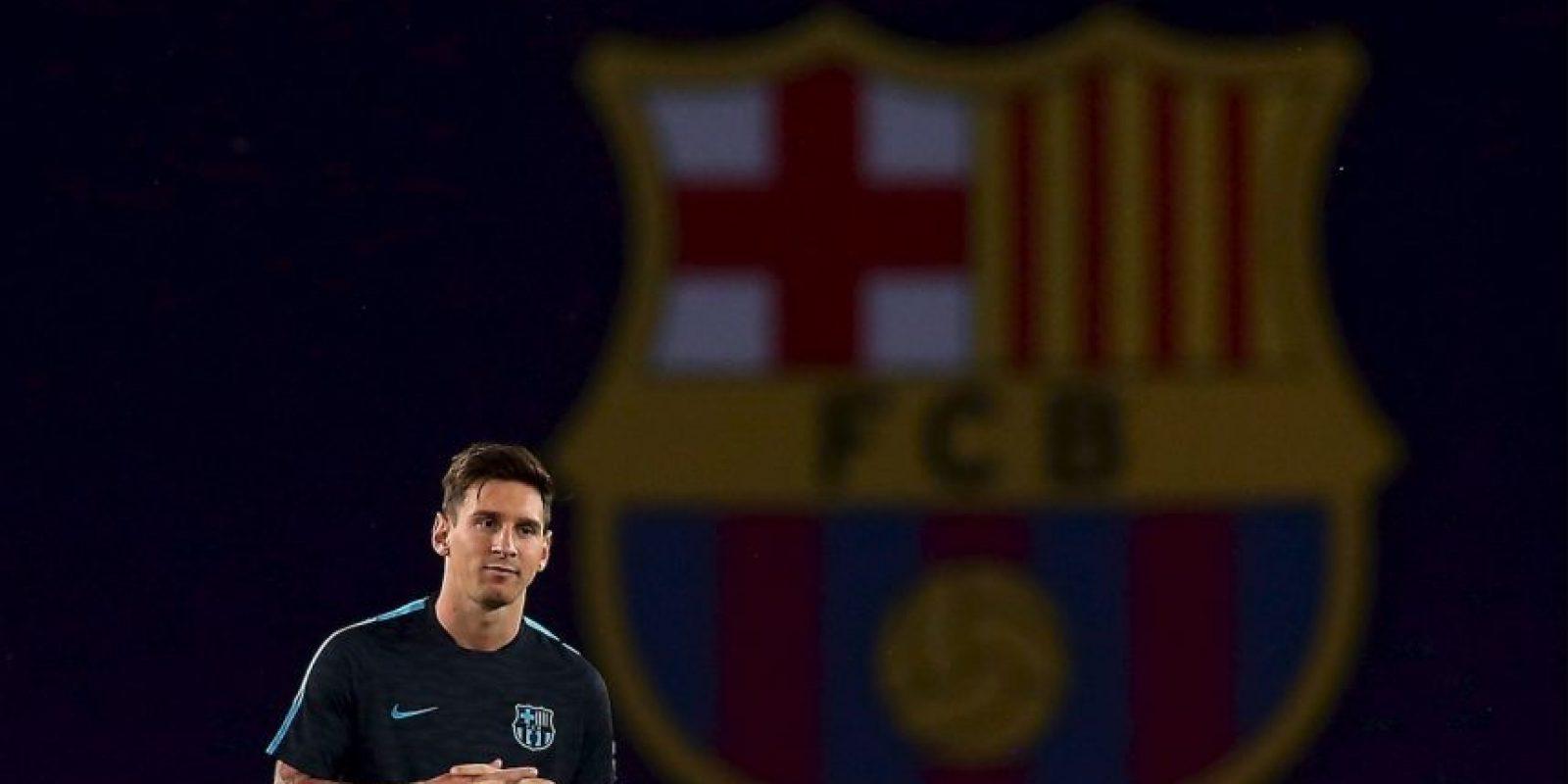 4. Champions 2010-2011. Barcelona 5-1 Panathinaikos Foto:Getty Images