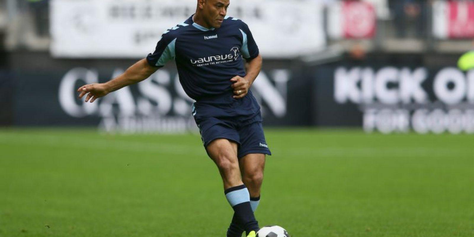 A sus 45 años es embajador de la FIFA, da conferencias sobre fútbol y sigue entrenando para mantenerse en buena condición física. Foto:Getty Images