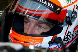 Jenson Button está cerca de ponerle fin a su carrera en la Fórmula 1. Foto:Getty Images