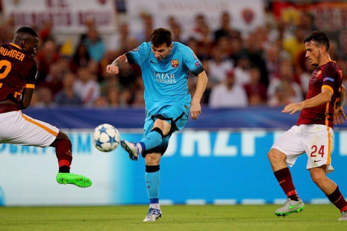 9. Copa 2014-2015 (Partido de ida de los cuartos de final). Barcelona 1-0 Atlético de Madrid Foto:Getty Images