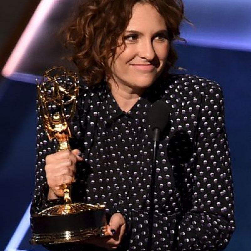 """""""Transparent"""". Recibió el galardón Jill Soloway, su directora Foto:Getty Images"""