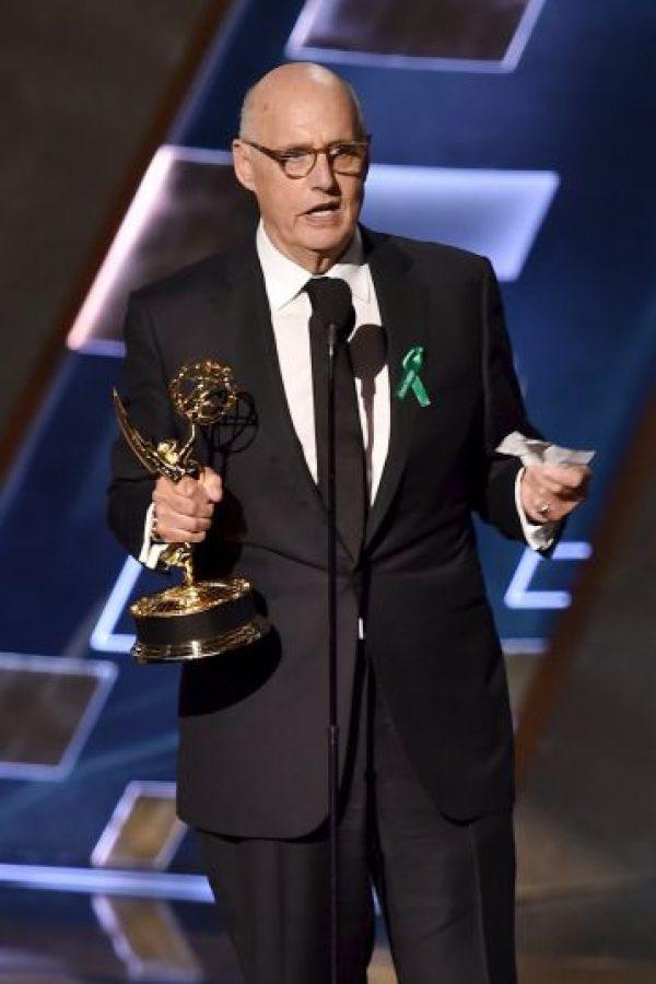 "Jeffrey Tambor por ""Transparent"". Foto:Getty Images"
