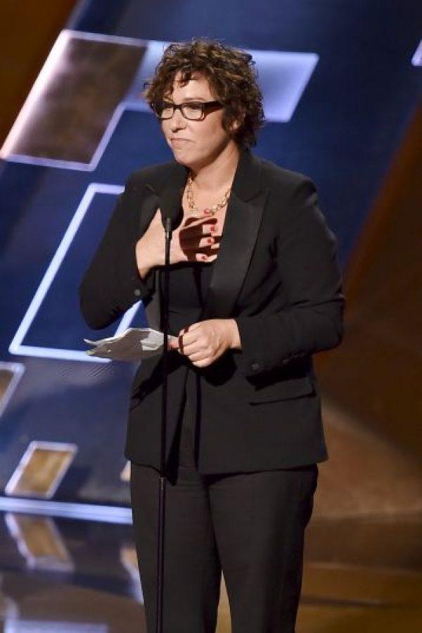 """Olive Kitteridge"". El premio lo recibió Lisa Cholodenko, su directora Foto:Getty Images"