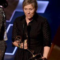 "Frances McDormand por ""Olive Kitteridge"" Foto:Getty Images"
