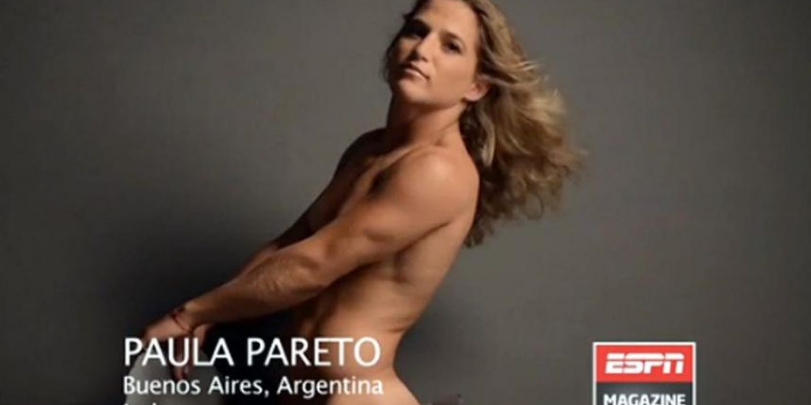 Paula Pareto Foto:ESPN