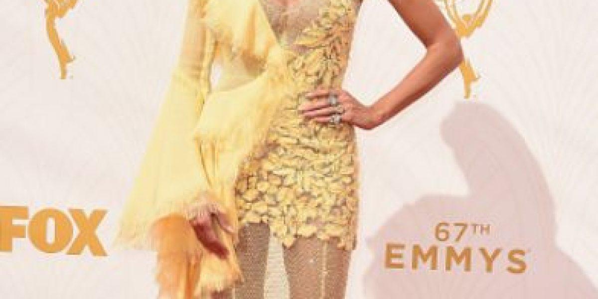 Fotos: Estas son las peor vestidas de los premios Emmy 2015