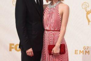 Así se usan rayas, Zoe Kazan. No es fácil usar algo así. Foto:vía Getty Images