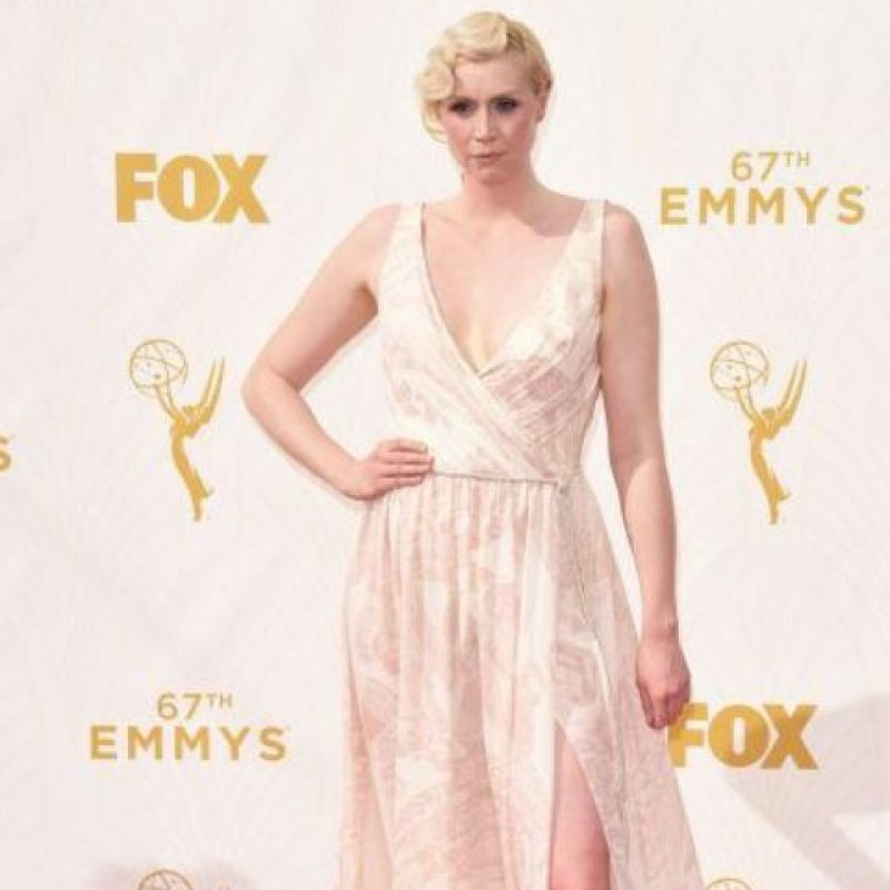 No, Gwendoline. Pareces un fantasma. Foto: vía Getty Images