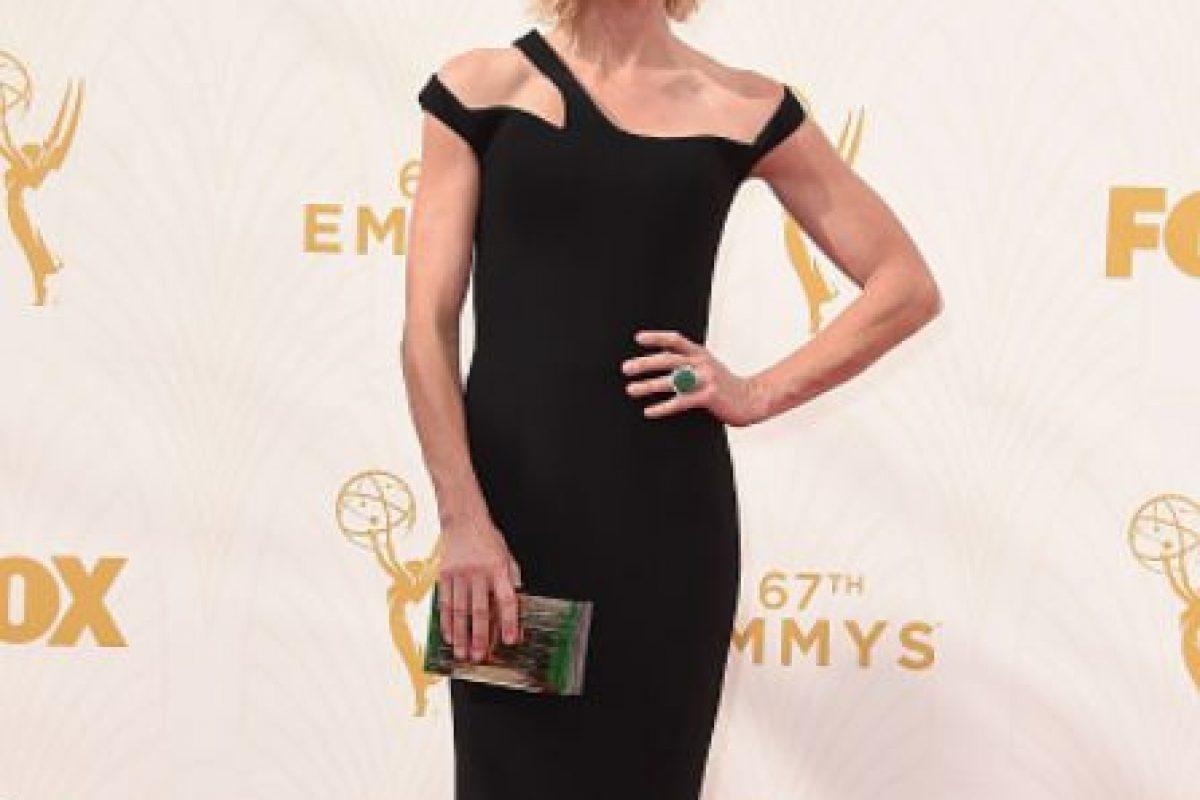 Julie Bowen, sobriedad absoluta. Foto:vía Getty Images