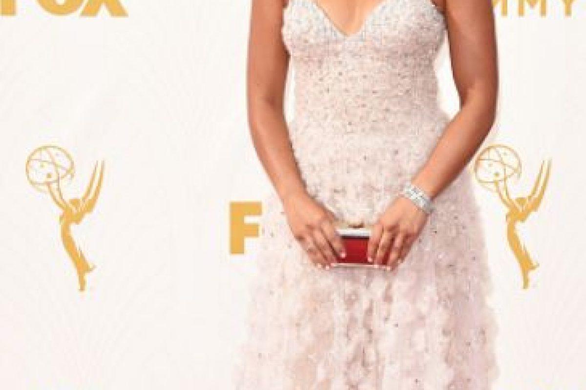 Gina Rodríguez iba para sus quince. Foto:vía Getty Images