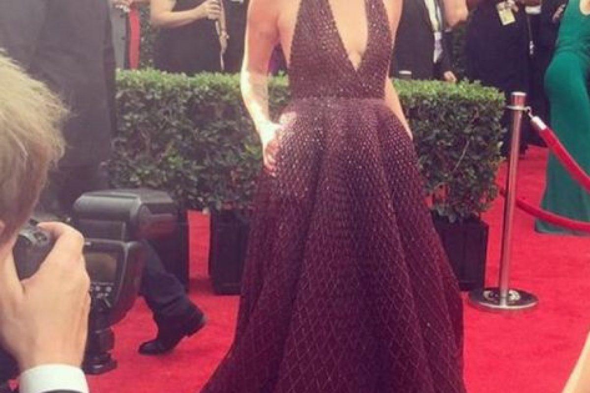 Lena Headey: esto solo queda bien a alguien como JLo. Esto solo le queda bien a alguien como JLo. Foto:vía Getty Images