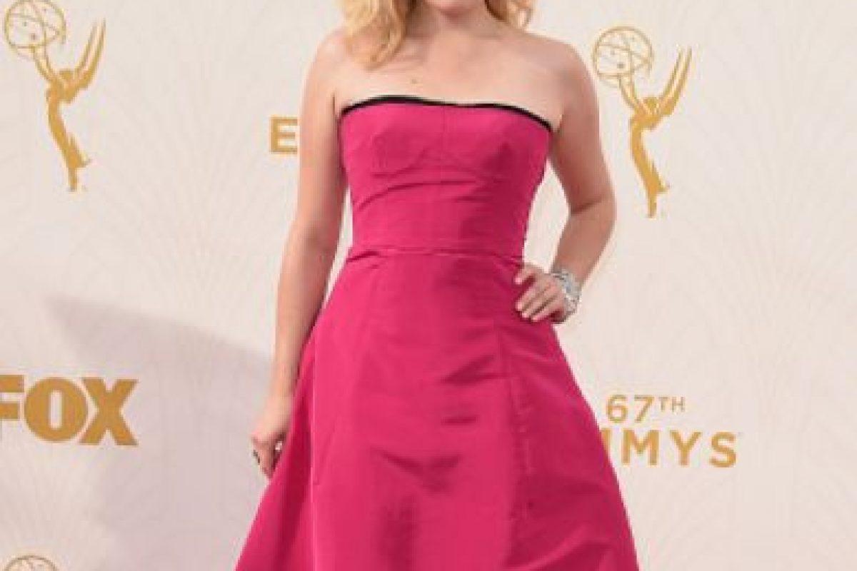 Elizabeth Moss, arriesgada e inocente. Foto:vía Getty Images