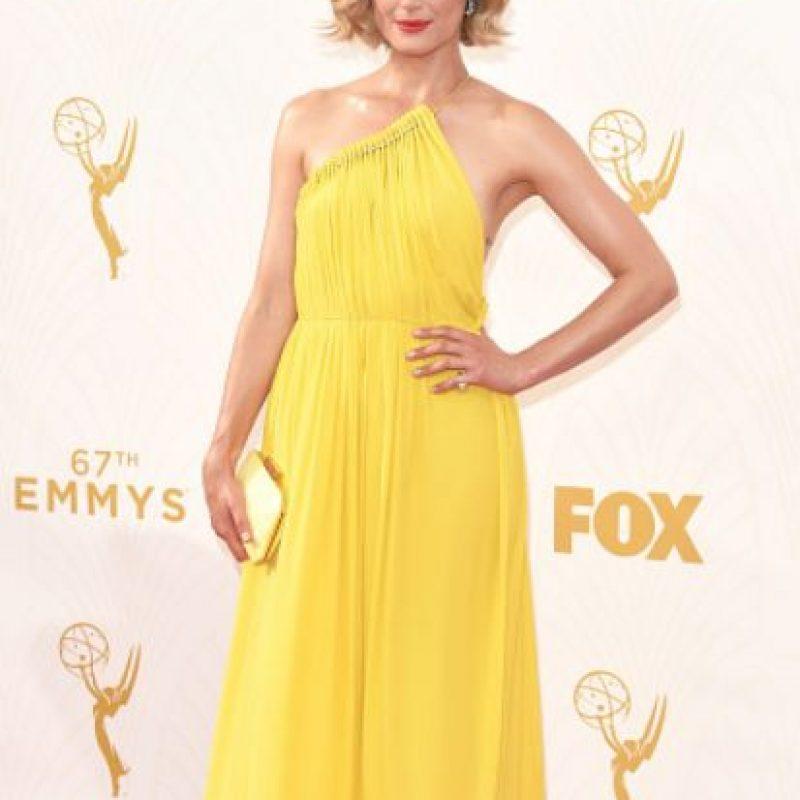 Hola, Taylor. El amarillo te odia. Chao, Taylor. Foto:vía Getty Images