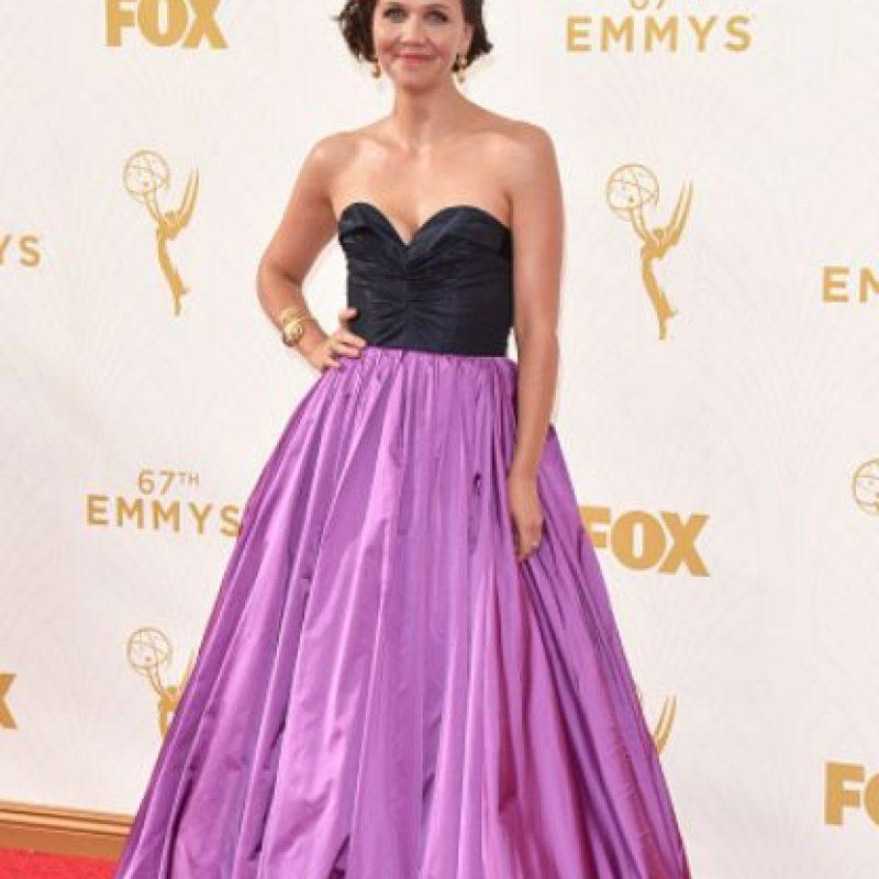 """""""Hola, soy Maggie Gyllenhaal. ¿Es esta la fiesta de graduación de 1985?"""". Foto:vía Twitter"""