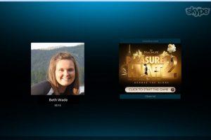 Mejora en la búsqueda de mensajes no leídos y Foto:Skype/Microsoft