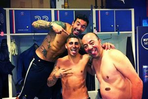 """El """"Pocho"""" del PSG fue considerado uno de los jugadores más sexis de Brasil 2014. Foto:Vía instagram.com/pocho22lavezzi"""