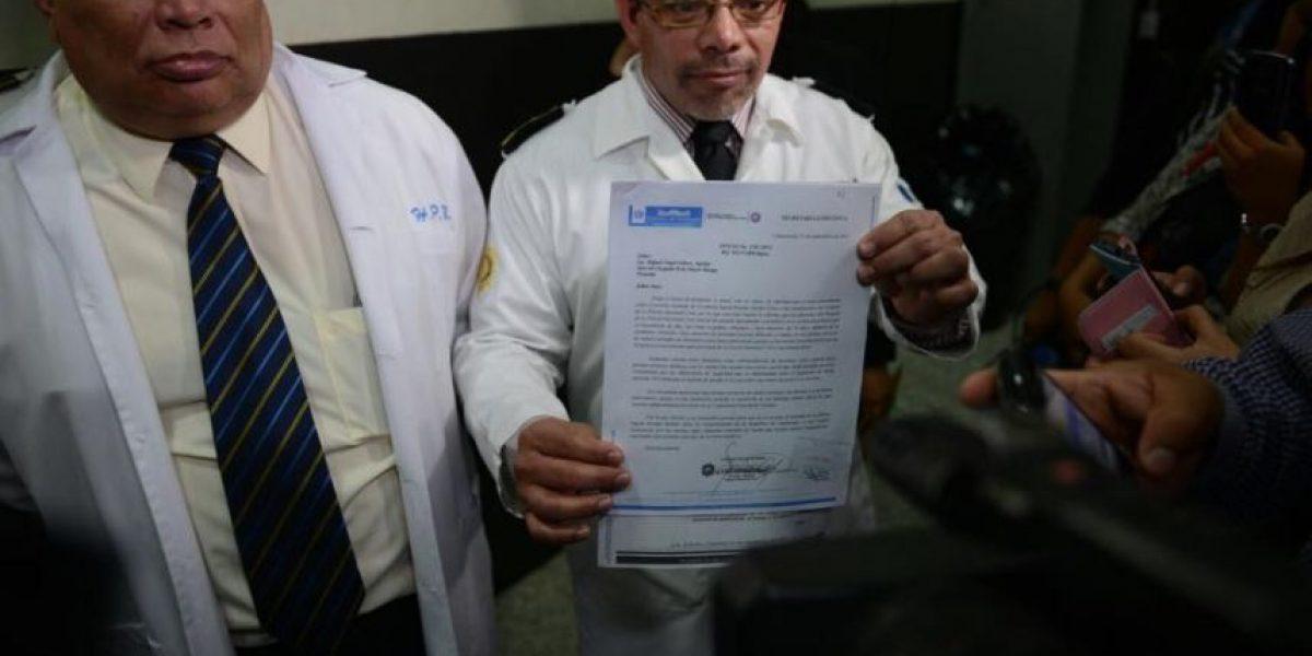 VIDEO. Médico explica motivos por los que buscan evitar traslado de Baldetti