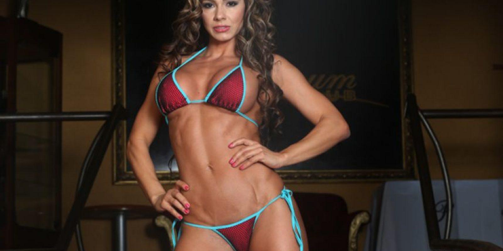 Esperanza tiene 32 años Foto:Vía instagram.com/esperanza_xxx