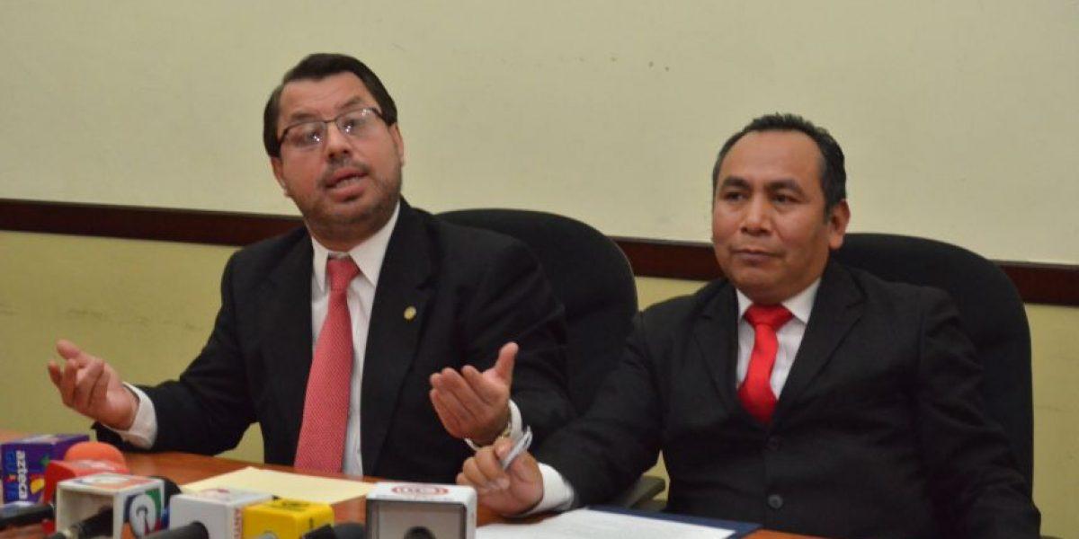 Salvador Baldizón, de Líder, afirma que presupuesto 2016 no debe pasar de los Q70 mil millones