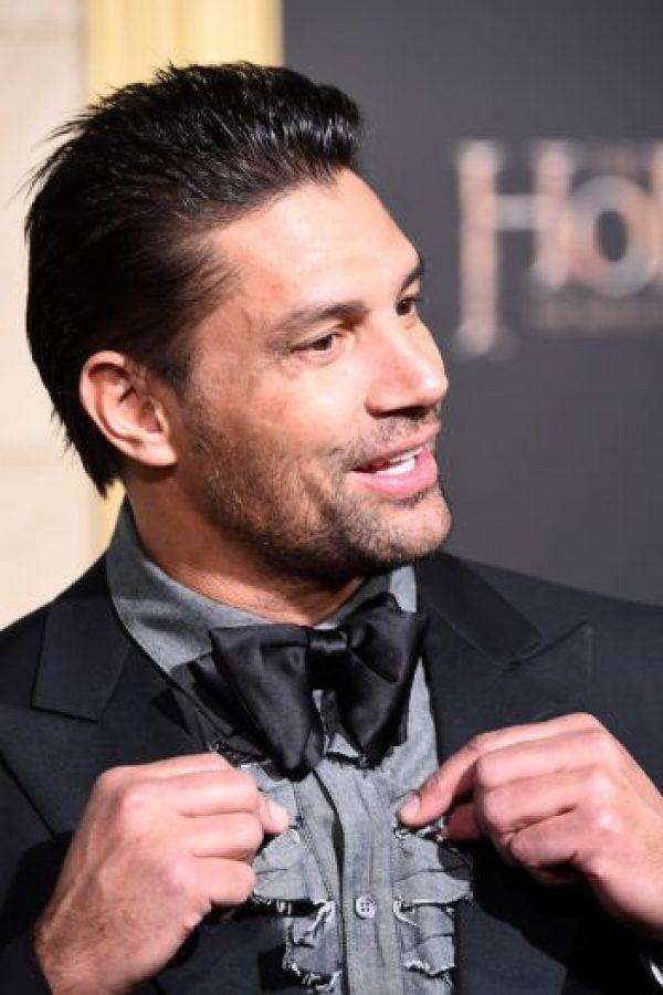 "En 2011 protagonizó la película ""Sinbad and the Minotaur"". Foto:Getty Images"