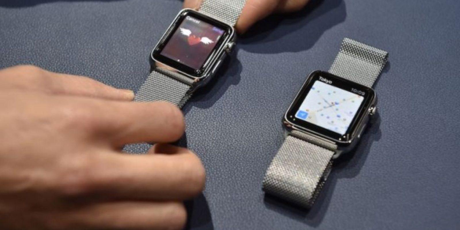 Una vez configurados sus datos de Apple Pay y Passbook, estarán actividados en el gadget para utilizarlos en cualquier momento. Foto:Getty Images