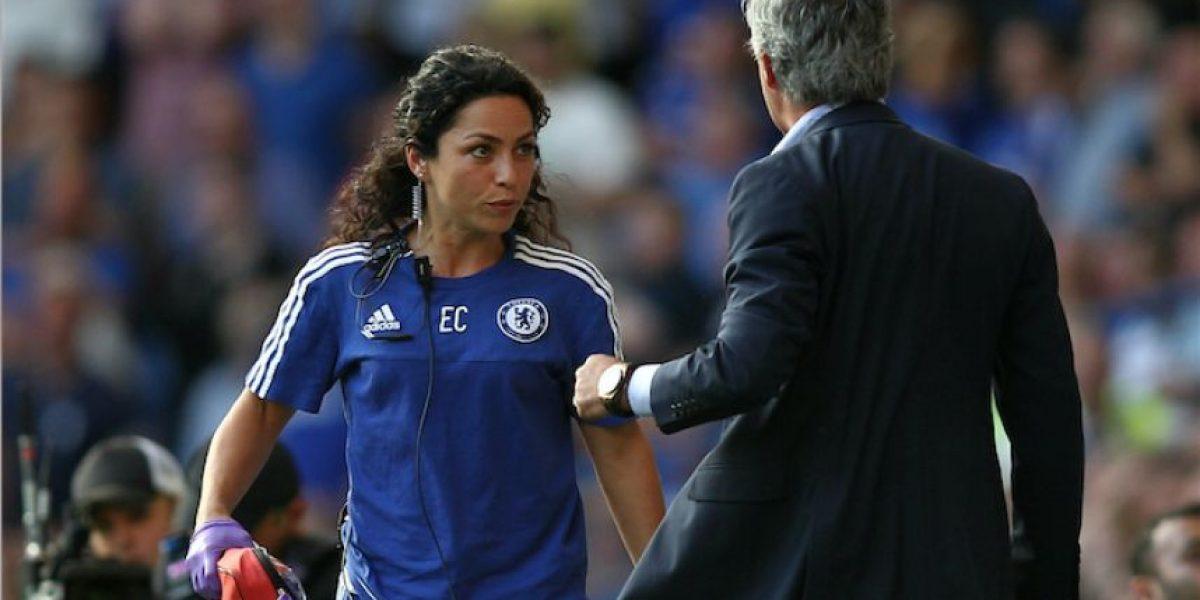 Eva Carneiro desafía a Mourinho y demandará al campeón de Inglaterra