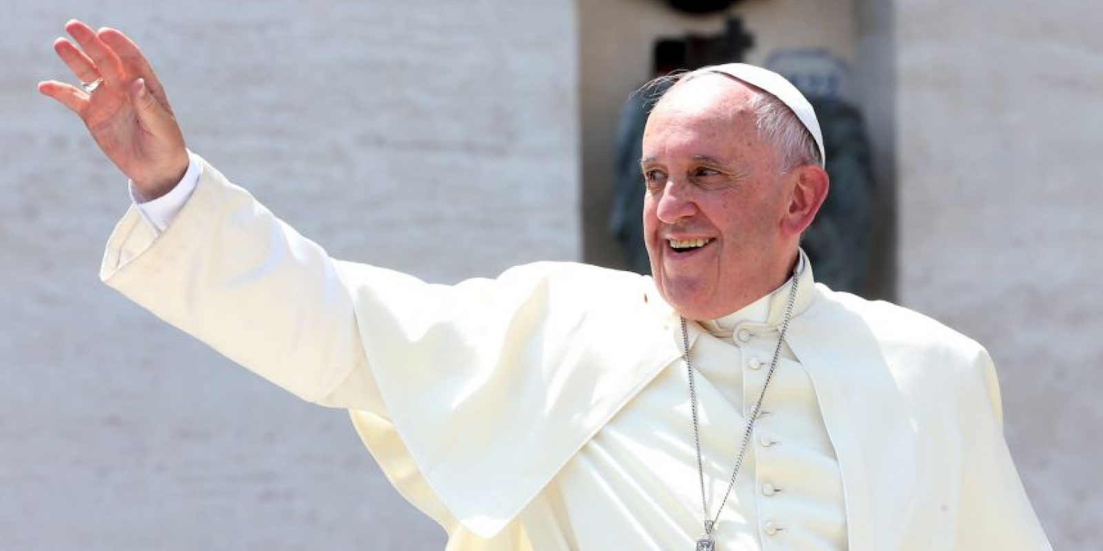 El Papa Francisco llega este martes a Washington Foto:Getty Images