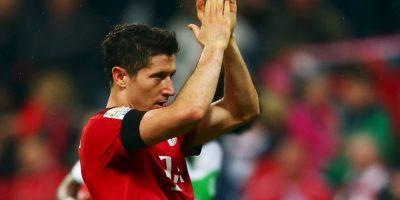 Le dio el último triunfo al Bayern Múnich Foto:Getty Images